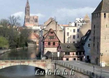 Love Peace And Harmony With Lyrics In French